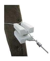 Aislador esquinero/rienda rectangular
