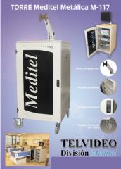 Torre Meditel Metálica M-117