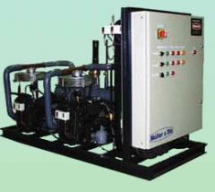 Centrales de frío compáctas y standard