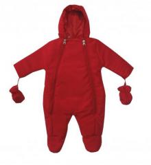 Astronauta para bebe con capucha