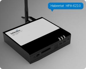 Unidad principal de control para gestionar instalaciones múltiples Habeetat® HPA-6210