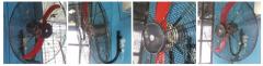 Circuladores de aire modelo Mensula