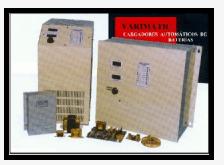 Cargadores industriales de baterías automatizados