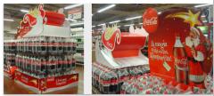 Isla para supermercados