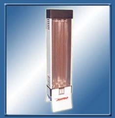 Calefactor de cuarzo vertical 220 V 1200 W