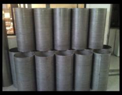 Corte y cilindrado de Chapa
