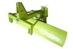 Cuchilla Niveladora Genesis CNT2000