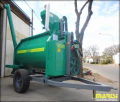 Procesador de Cereales Transportable