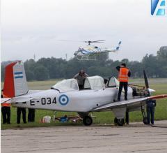 Avión Modelo:B-45 MENTOR