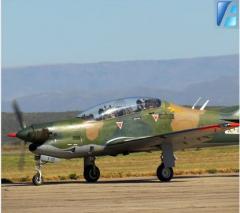 Avion Modelo:EMB-312 TUCANO