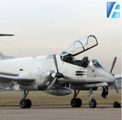 Avion Modelo:IA-58 Pucará