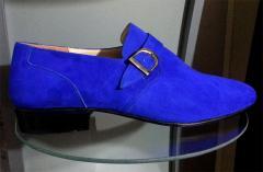 Zapatos de cuero natural para Tango, Salsa Vestir