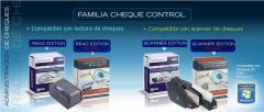 Software de Gestion y Administracion de Cheques MAJCEN