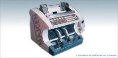 Contadora de billetes modelo KLD-501 MAJCEN
