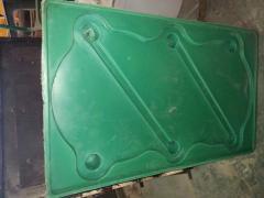Pallets, cargo trays for transportation of barrels
