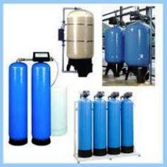 Ablandador de agua. Resinas cationicas de U.S.A