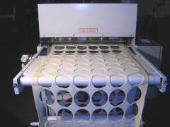 Cortadora de discos de empanadas