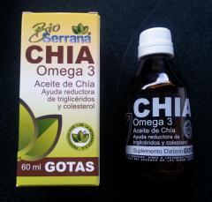 CHIA Omega3 Bioserrana
