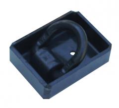 Caja de Amarre Porta Argolla para sujeción de bobinas