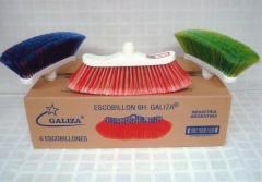 Escobillón fibra PET plumada GALIZA ®