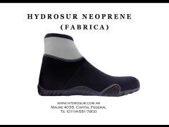 Fabrica de Botas de Neoprene y zapatillas de neoprene