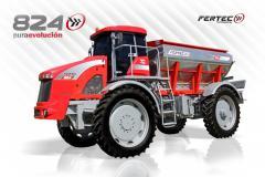 Fertilizadora Autopropulsada Fertec 824
