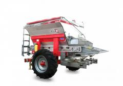 Fertilizadora Fertec 3000 Serie 5 'ADAPTIVE DESIGN'
