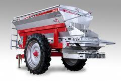 Fertilizadora Fertec 6000 Serie 5 'ADAPTIVE DESIGN'