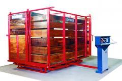 Balanza de Hacienda 3000 kg Capacidad