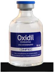 Oxidil oxitocina 20 ul.
