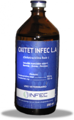 OXITET INFEC Oxitetraciclina Base 20.0g