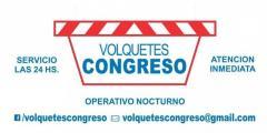 Volquetes Congreso