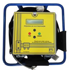 Máquina de Electrofusión EF-3000