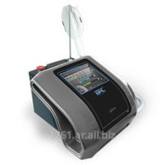 Apparatus for photoepilation