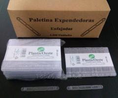 Paletinas  plastica Expendedoras Automaticas  90 mm