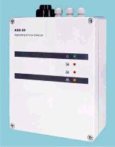 Detector de humo por aspiración ASD-20