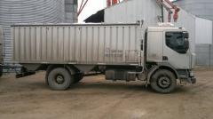 Transporte de Cereales y Fertilizantes