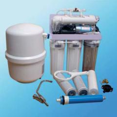 Purificador de agua por Osmosis Inversa