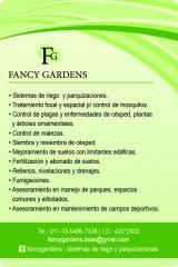 Fancy Gardens - sistemas de riego y Parquizaciones