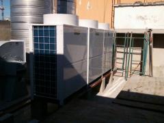 Sistema de Aire Acondicionado Tipo VRV/VRF