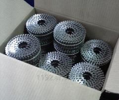 Clavo espiralado en rollo 29/75 mm - ARGENFIX®
