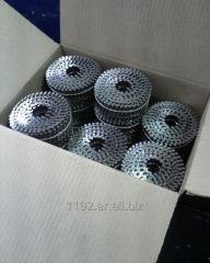 Clavo espiralado en rollo 25/50 mm - ARGENFIX®