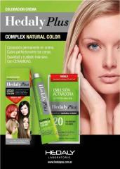 Coloración Individual Hedaly PLus con Crema Oxidante Herbal por 50 cc
