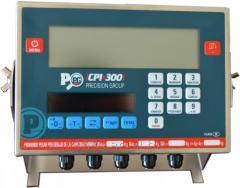 CONTROLADOR  DE PESO CPI-300  - PESAR
