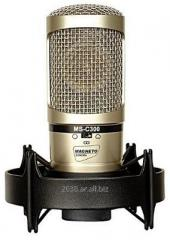MS-C300 Micrófono de estudio