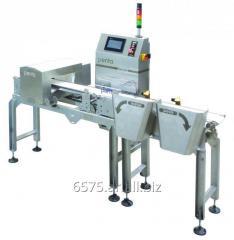 Sistema combinado - Detector de Metales y Checkweigher