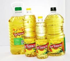 Aceite de Girasol Los Vascos
