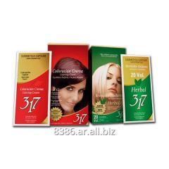 Coloración Capilar 317 Individual MAS Crema Oxidante Herbal