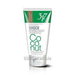 Tratamientos de Recuperación Capilar 317 - Shock Revitalizador Coconut