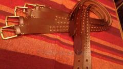 Cinturon Suela Rejilla